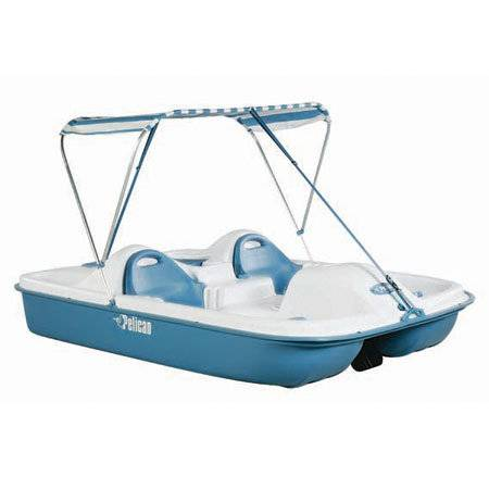 Pelican Monaco Paddle Boat - will deliver - $350 (Houston)