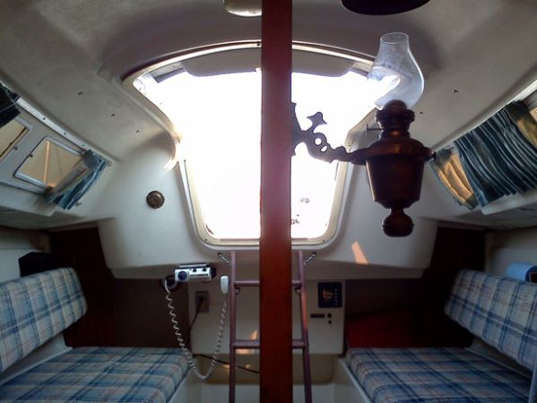 1979 Pearson 23 Sailboat - $2675 (Clear Lake Shores Kemah)