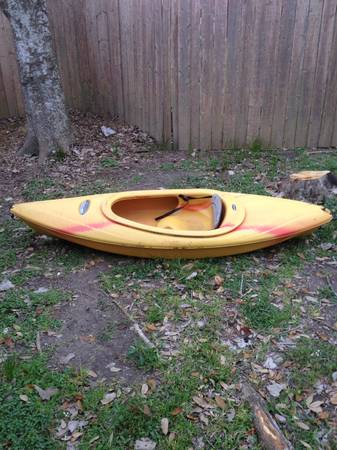 8ft Sunstream kayak - $250 (Alvin)