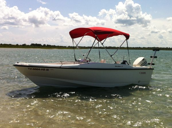 Whaler Dauntless 17 Dual Console - $8000 (Spring)
