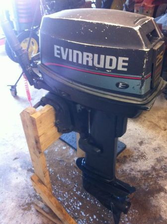 25 hp evinrude outboard for sale for Outboard motors for sale houston