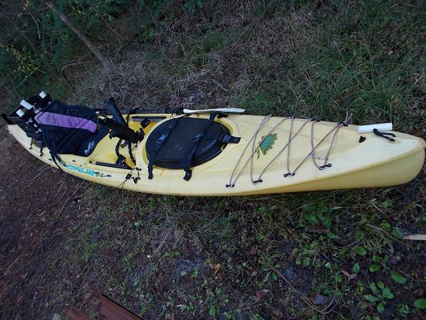 Ocean Kayak Scupper Pro 15 - $850 (League City)