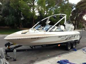 2010  TIGE WAKE SETTER  - $800 (TAKE OVER PAYMENTS)