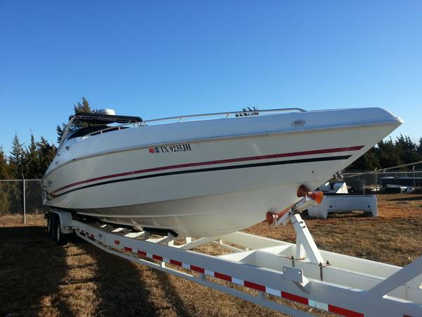 Baja 1997 42 Off Shore Prwer Boat - $9500 (Decatur Tx)