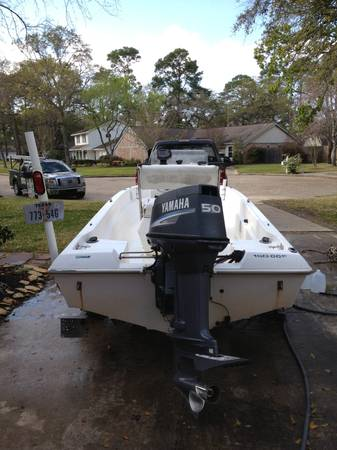 1996 wellcraft 160 CCF for sale - $3000 (Cypress)