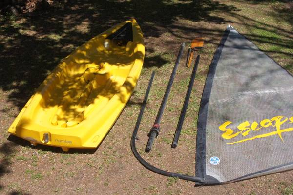 Escape Rumba Sailboat - $600 (Highlands)
