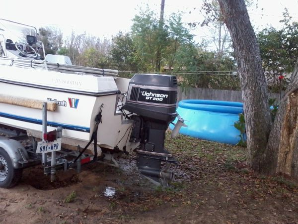 Wellcraft CC-1986 V20 - $5000 (Fresno, Texas)