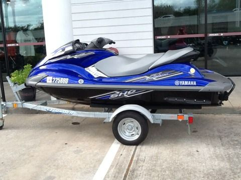 2009 Yamaha FX SHO Jetski WITH Trailer LOW HOURS  Perfect Condition  COMES W - $8900 (Houston  Sugar Land  Katy  Texas)