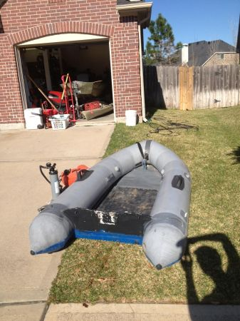 Avon Inflatable Boat Dinghy - $125 (Katy)