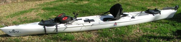 Perception Bimini SOT 15 Kayak - $825 (Alvin,Tx.)