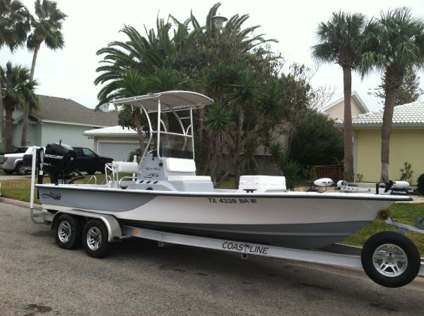 2009 24ft Haynie HO Bay Boat - Excellent Condition - $39995 (The Woodlands)