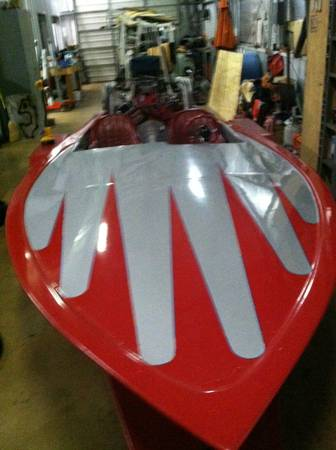 1980 drag boat v-drive forsale - $7000 (orange,texas)