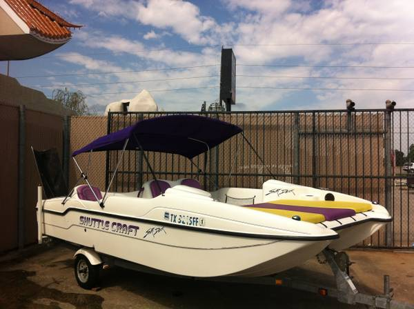 Jet Ski Boat Shuttle Craft for Sale - $2600 (Huntsville)