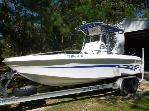 2004 Glasstream 242 CCX Offshore Center Console - $28000 (Magnolia)