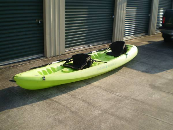 Ocean Kayak Malibu Two SOT Tandem Kayak - $495 (Seabrook)