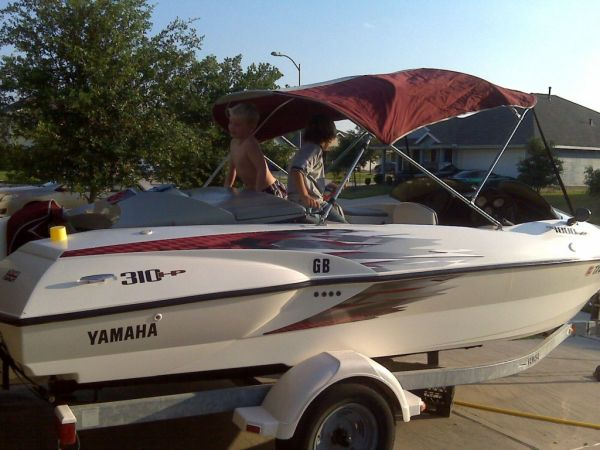 2000 Yamaha jetboat XR1800 reduced price - $5500 (Tomball, TX)
