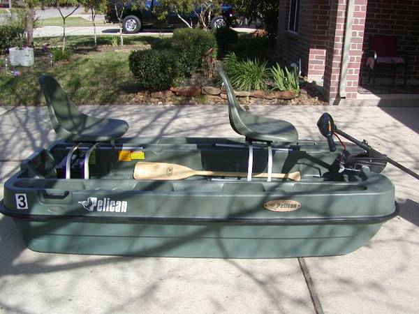Pelican Bass Raider Boat For Sale