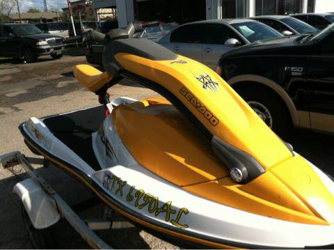 05 Seadoo 3D JET SKI - $3200 (Houston)