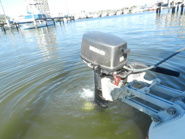 Nissan 8 hp outboard for sale for Outboard motors for sale houston