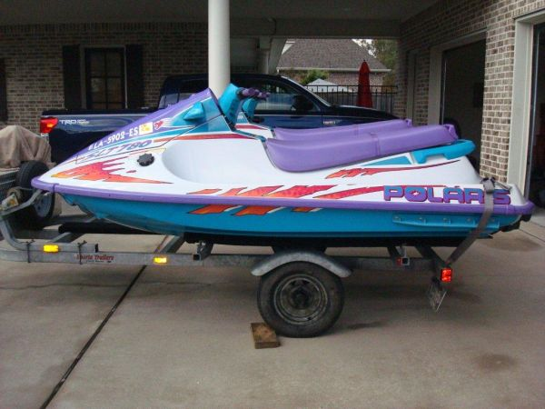 1996 polaris jet ski parts for sale