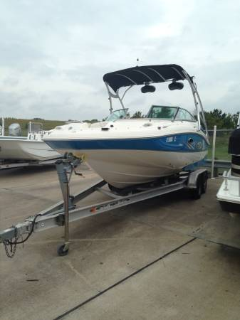 Super nice 2008 hurricane 2200 very clean and fast L  K          -   x0024 1  katy tx