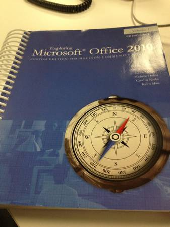 Exploring Microsoft Office 2010 - $35 - HCC - $35 (West - Houston)
