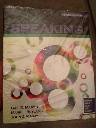 Public Speaking Choices for Effective Results 6th edition Paperback - $65 (HoustonKatyDowntown)