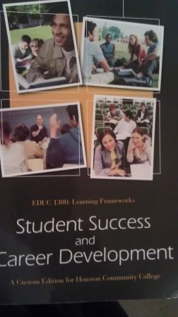 EDUC 1300 Learning Frameworks Textbook - $40 (SW HOUSTON)