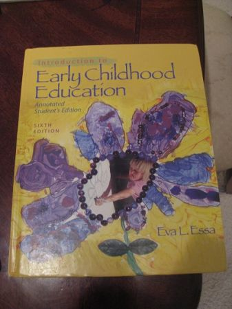 HCC TECA 1311 Educationg Young Children - $60 (Katy)
