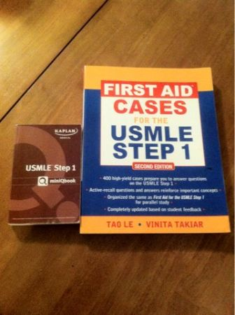 Kaplan USMLE 2010 STEP 1 Lecture and notes on CD-ROM Complete Set of 3 - $100 (Houston, TX)