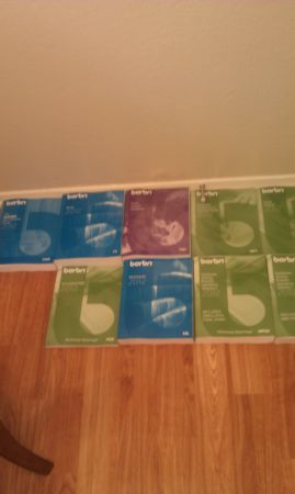 2012 BARBRI TX BAR REVIEW BOOKS - COMPLETE SET - $500 (Delivery negotiable)