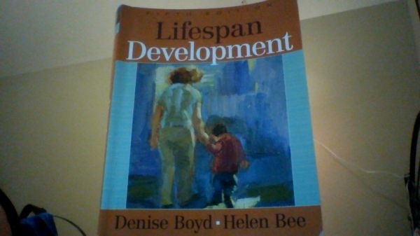 Lifespan Development by Boyd and Bee 5th Ed - $20 (Houston)