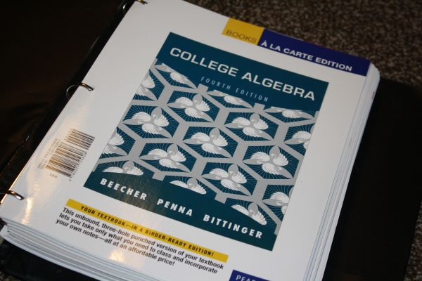 $$$Amazing deal on College Algebra book for San Jac$$$ - $60 (pasadena)