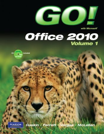 Textbook Go - with Microsoft Office 2010 - $80 (UH Downtown)