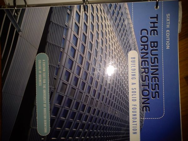UHD Textbooks -Business School - $1