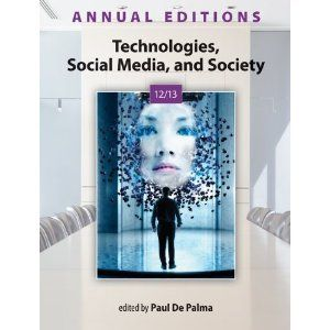Annual Editions Technologies, Social Media, and Society 1213 UHD - $25 (Houston, Rice, Galleria)