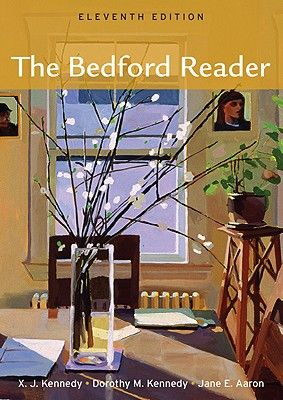 Bedford Reader 11th Edition - $40 (Spring Branch Hcc)