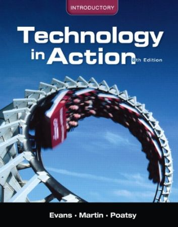 Textbook - Technology in Action - $15 (UH Downtown)