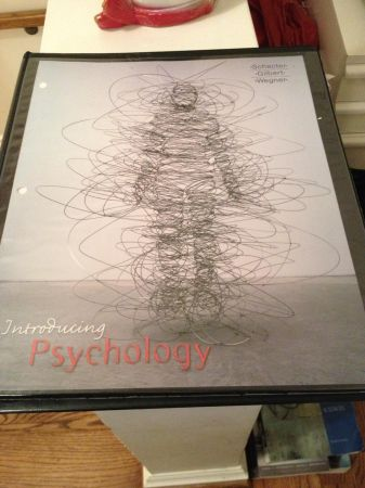 Introducing Psychology by schacter, gilbert, wegner - $60 (Houston, TX)