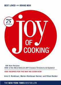Joy of Cooking 75th Anniversary Edition - 2006 Hardcover  - $8 (Alvin, Texas)