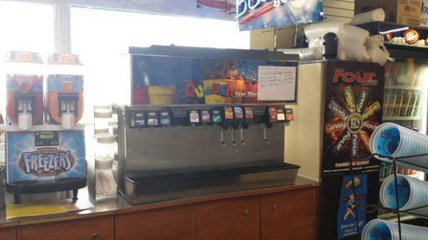 Soda Fountain Machine 12 heads  - $999 (Humble, Tx)