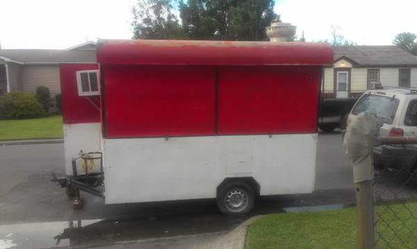 Food Truck traila para tacos - $11000 (Houston)