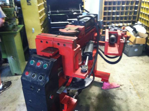 huth exhaust bender - $2500 (alvin 77511)