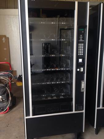 FOR SALE vending machines - x0024750 (north houston)