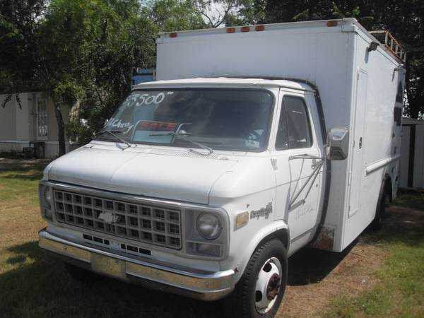 Taco Moving Truck - $3250 (Wilson County)