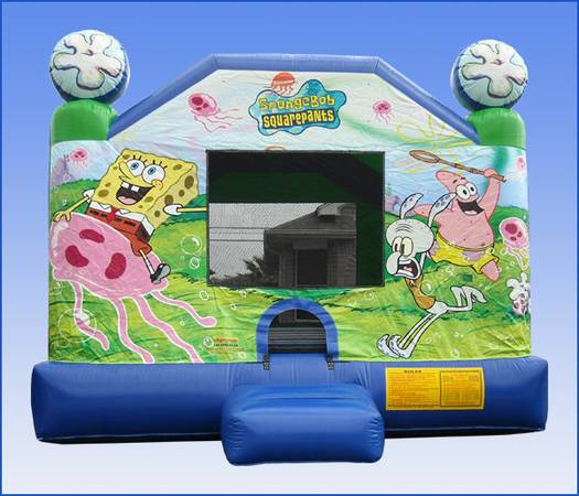 Sponge Bob MoonWalk like new - $1000 (Cleveland)