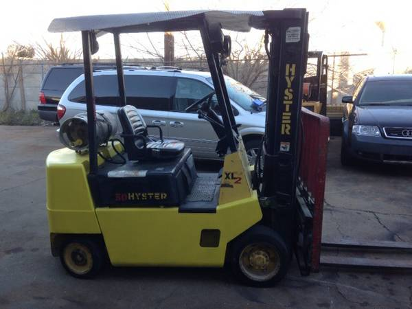 1994 Hyster Forklift ( 5,000Lbs ) - x00244900 (Houston)