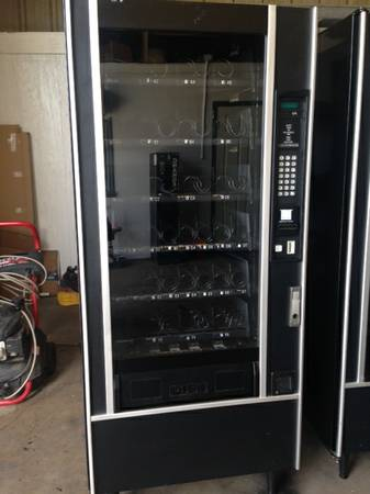 Vending Machines FOR SALE (north houston)