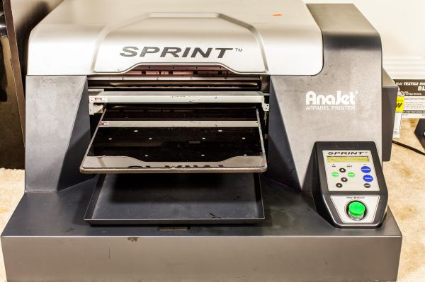 Anajet Sprint Printer For Sale