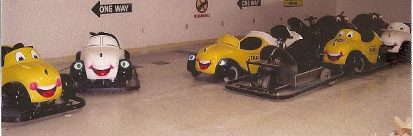 Childrens Amusement Go Karts (Southwest)
